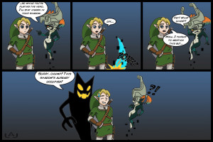 Funny Legend Of Zelda Quotes user posted image