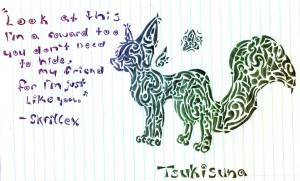 Skrillex Quotes From Songs Tribal tsukisuna: skrillex by