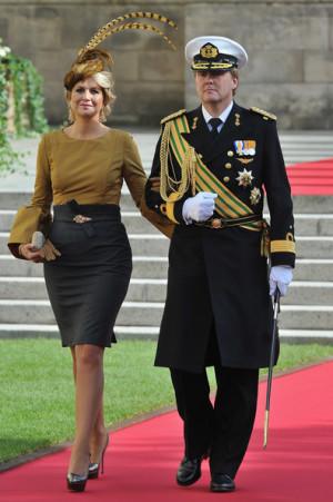 Wedding The Prince Orange And Princess Maxima Official Photo