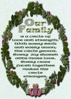 Irish Blessings About Family