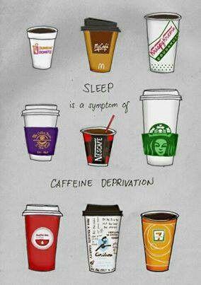 Symptoms of caffeine deprivation