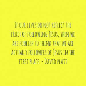 Follow Me - David Platt: David Platt Quotes, Jesus You, Inspiration ...