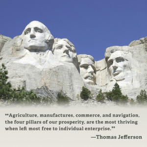 ... quotes on the important role of business and free enterprise