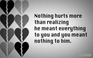 Best Sad Love Friendship Quotes