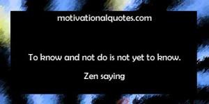 Inspirational Quotes Zen...