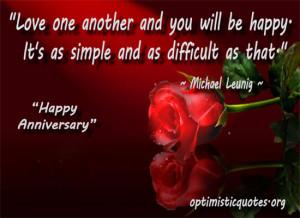 anniversary sayings