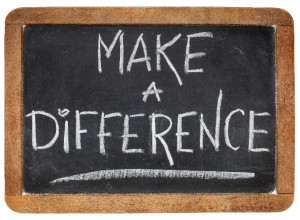 Make a difference quote for teachers
