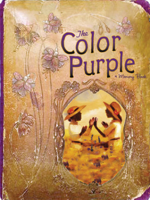 "... by marking ""The Color Purple: A Memory Book"" as Want to Read"