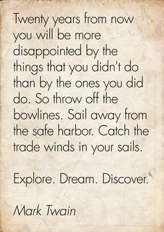 ... quotes # wanderlust # marktwain more quotes marktwain quotations