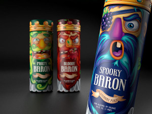Party Barons Fruit Berry Punch Concept 3 The WOW Factor in Packaging ...