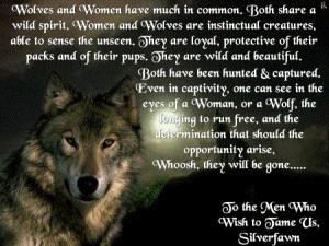 Wolf Graphics & Comments