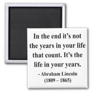 abraham lincoln quote 2a by brainburst see other abraham magnets