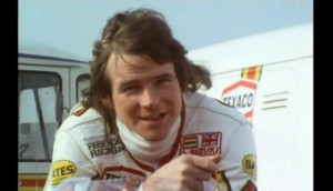 Barry Sheene James Hunt...