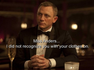 movie, james bond, quotes, sayings, humorous, funny | Inspirational ...