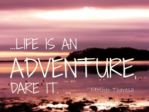 best travel quotes Mother Theresa Mutter Theresa quote Reisezitat ...
