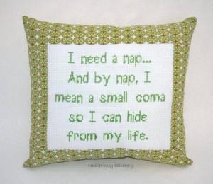 need a nap...