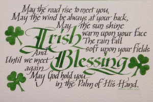 clover%20irish%20blessings%20and%20sayings%20wallpaper%20for%20st ...