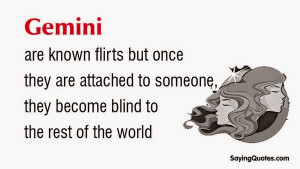 Gemini Quotes and Sayings Images