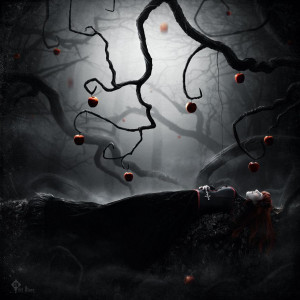 Tags: Girl , Apple , Death , Forest