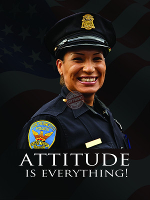 Female Police Officer Quotes
