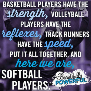 Softball Catcher Quotes and Sayings