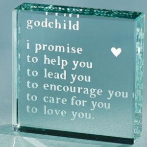 ... Engraved Gifts Engraved Glass Gifts Spaceform Godchild Paperweight