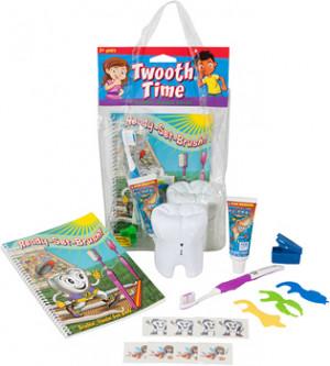 dental hygiene kit for kids