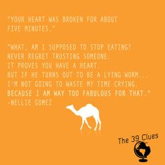 The 39 Clues Quotes