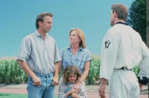 Still Kevin Costner And Amy Madigan Field Dreams