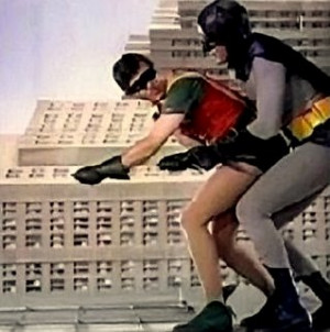 hope that's your utility belt.