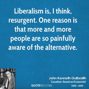 Liberalism Quote