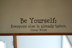"Cassie's ""Be Yourself"" Reminder Featuring Design Divas"
