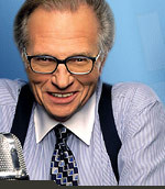 10. Larry King (15 Quotes)