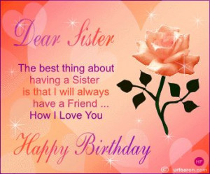 ... from sister sayings for facebook Brothers Birthday From Sister Quotes