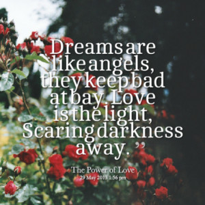 Bad Dreams Quotes Quotes from mike rodriguez