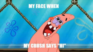 Cute Spongebob And Patrick Quotes Funny pictures patrick from