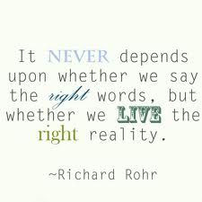 Richard Rohr Quote