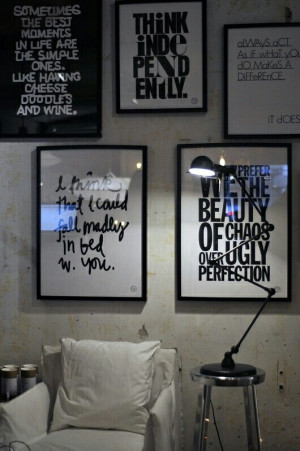 quote wall