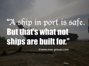 Some quotes of the sea and marine related jobs really inspires us to