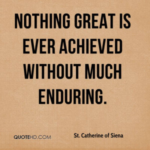 St. Catherine of Siena Quotes