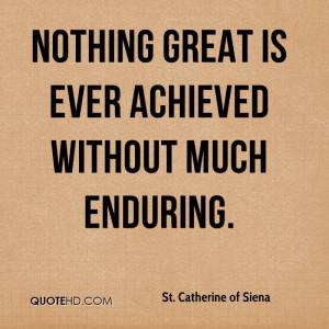 St. Catherine of Siena Quotes