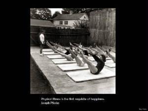 The Pilates Method: