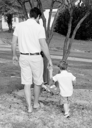 Step Father And Son Quotes Father & son