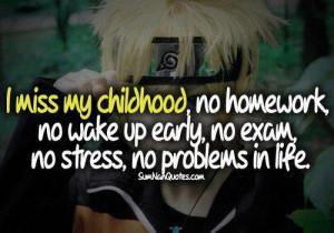 Childhood Quote