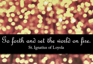 You are here: Home / Quotes / St. Ignatius of Loyola