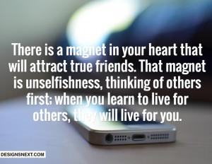 true friends believe quotes