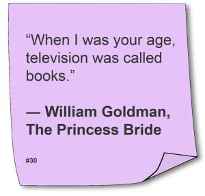 William Goldman #Quote #Author #Humor