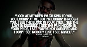 lil wayne, quotes, sayinsg, swag
