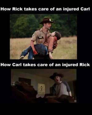 Funny Walking Dead Quotes Funny! walking dead