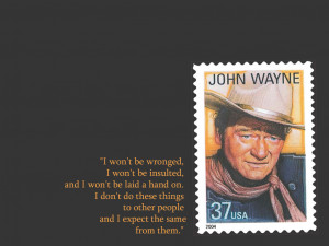 John Wayne Wallpaper